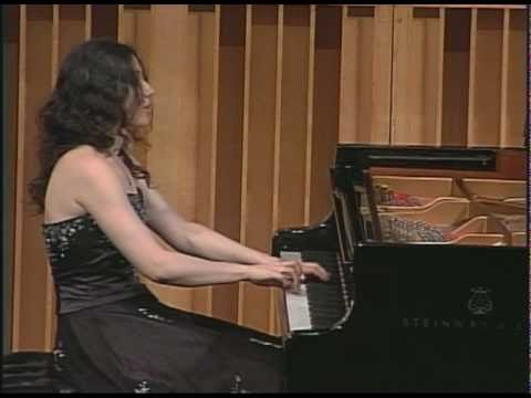 Martina Filjak performs Haydn Sonata in C minor
