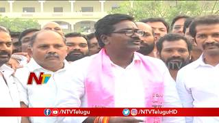 Puvvada Ajay Kumar Speaks to Media after Winnnig Khammam Constituency | NTV