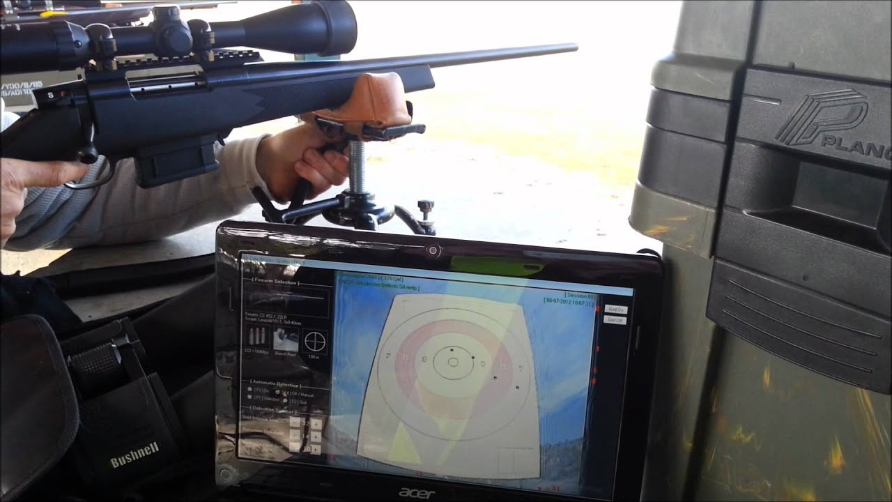 Wireless Target Camera System Youtube