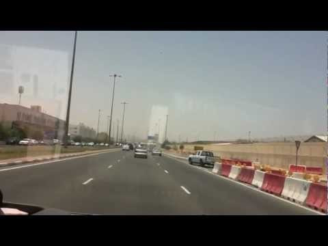 Travelling around Doha