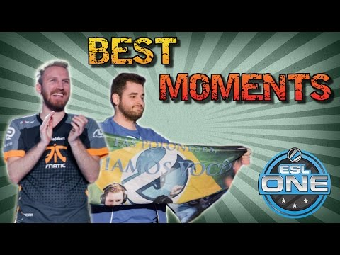 Best Moments From IEM Katowice 2016