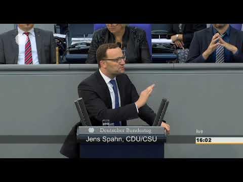Jens Spahn: Gesundheitsversorgung [Bundestag 11.06.2015]