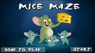 ᴴᴰ Tom en Jerry Games. Tom en Jerry - Muizen Maze. Babygames
