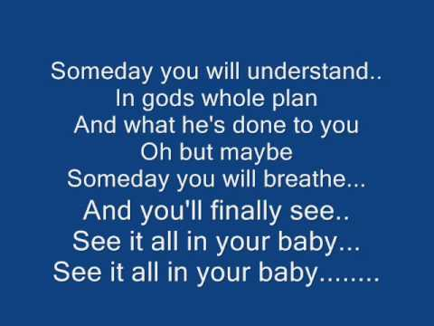 Britney Spears - Someday (I Will Understand)  with Lyrics
