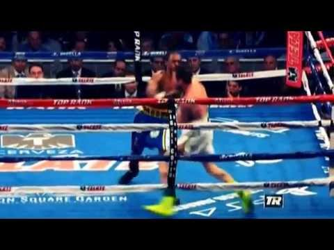 Video: Andy Lee knockout