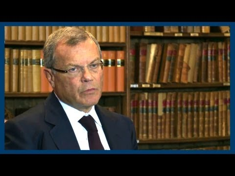 The Changing World | Sir Martin Sorrell | Oxford Union