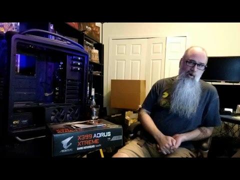 Super Computer Build LIVE - 32 Core AMD Threadripper 2, 64gb Memory etc.