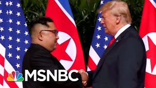 President Trump: 'There Is No Longer A Nuclear Threat From North Korea' | Velshi & Ruhle | MSNBC