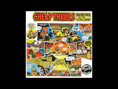 Janis Joplin - Road Block ( In Album Cheap Thrills )