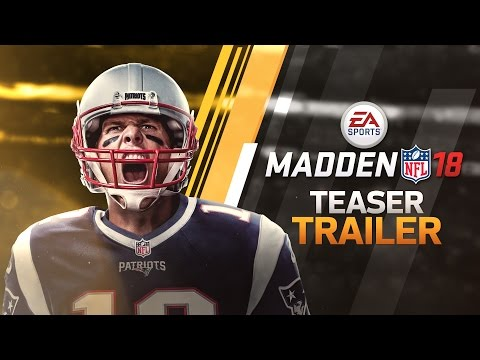 Madden 18 Official Teaser