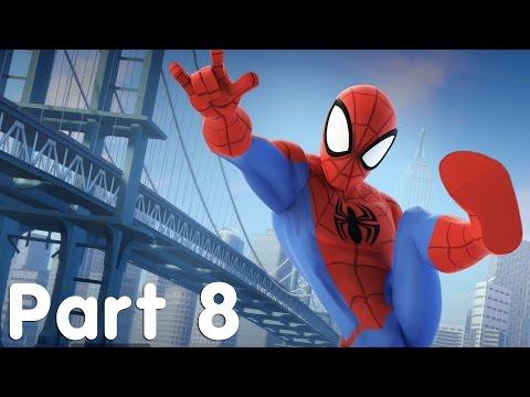 Disney Infinity 2.0 Edition - Spider-man - Part 8 video
