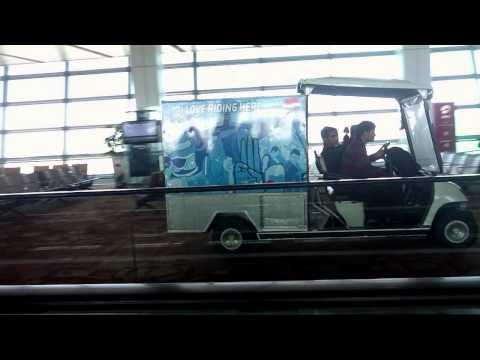 New Delhi Airport Departure