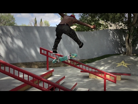 SkateLife: Manny Santiagos Backyard Royal Rumble
