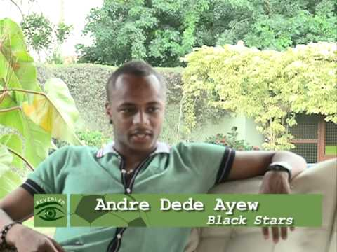 REVEALED WITH GHANA AND OLYMPIC MARSEILLE MIDFIELDER ANDRE DEDE AYEW-PART TWO
