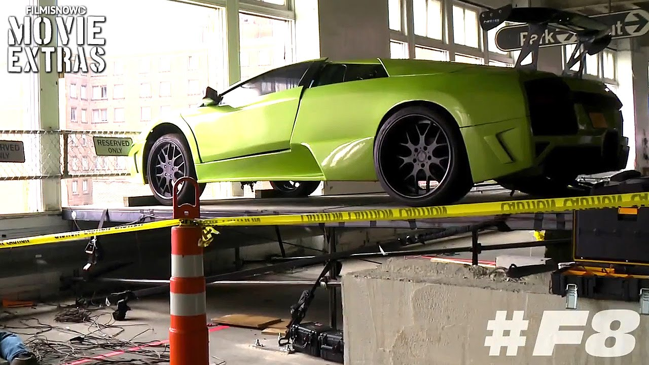Fast 8 'Production Update #2' Featurettes (2017)