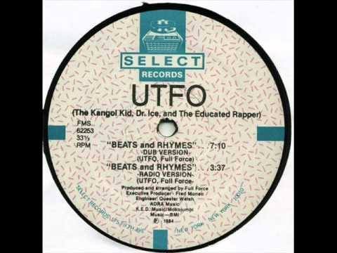 UTFO - Beats And Rhymes (Dub Mix) Music Videos