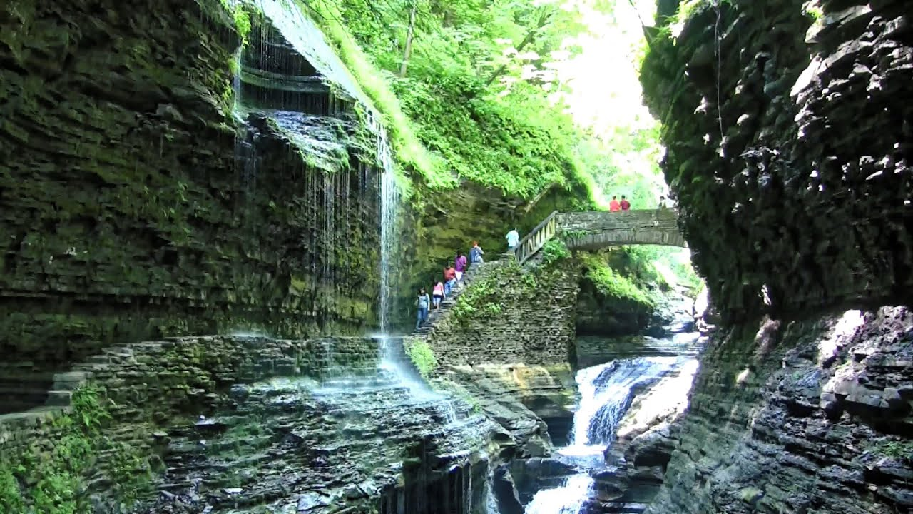 Watkins glen and more from the finger lakes area in hd for Cabin rentals vicino a watkins glen ny