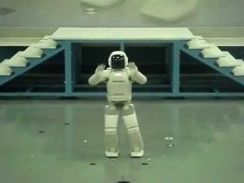 Honda Asimo Robot Dancing