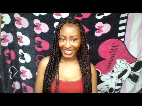 Vivica A. Fox Jumbo Kanekalon Braiding Hair Review