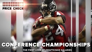 Price Check: NFL Conference Championships