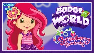 Strawberry Shortcake, Dress Up, Cooking, Fun All Games - Budge World App For Kids