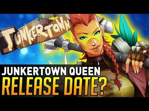 Overwatch   Junkertown Queen's RELEASE DATE DISCOVERED?
