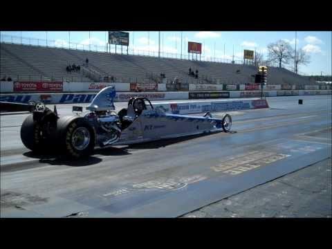 Ace Motorsports Dragster