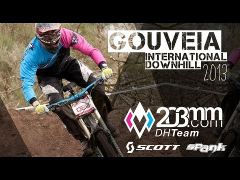 Gouveia International Downhill 2013