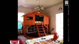 DIY Cute Simple Bedroom Decor Accents   Kids Room Decorating Ideas For Girls