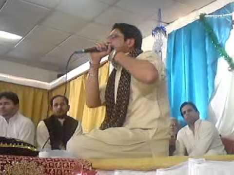 Na Poochiye Ke Kya Hussain (a.s.) Hai - Mir Hasan Mir - Jashan-e-ghadeer London 2010 video