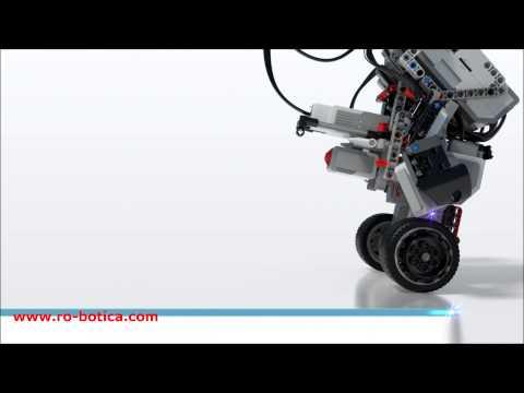 Nuevo Robot Gyro LEGO MINDSTORMS Education EV3 En Clase