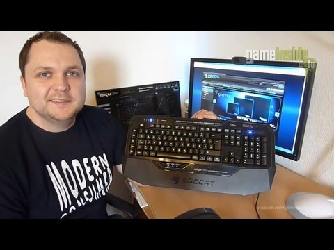 Roccat Isku FX // Multicolor Gaming Keyboard | Review (Deutsch) ~ GameInside