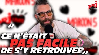 Adam Levine dévoile les 2 sons que les gens kiffent de Maroon 5 -  NRJ