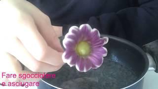 Come conservare i fiori con la cera - Stefi64