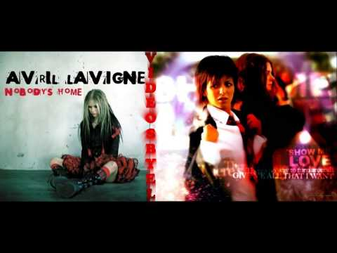 Avril Lavigne vs TA.T.U - Show me that nobody's home