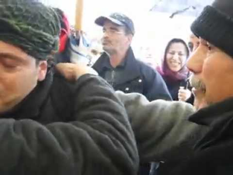Esplanade de la Kasbah 04-03-2011: les larmes de joie & de tristesse