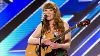 Download Lauren Smith's audition - Kanye West & Estelle's American Boy - The X Factor UK 2012 3Gp Mp4