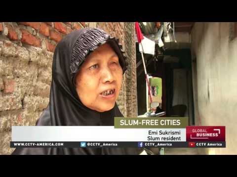 Jakarta pushes ambitious plan to be slum free by 2019