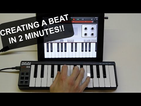 CREATING A BEAT IN 2 MINUTES!!