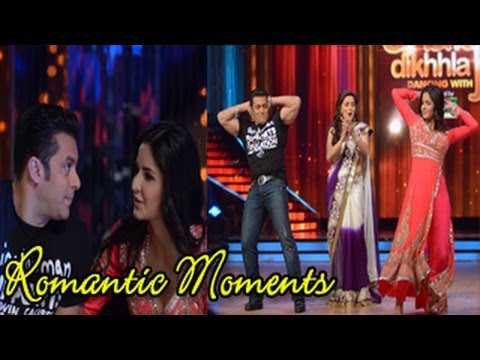 Salman HITS on Katrina & CHALLENGES her on Jhalak Dikhla Jaa...