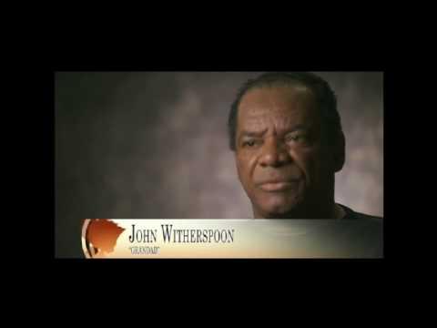 Boondocks Voice Cast Grandad John Witherspoon video
