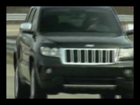 Mark D'Ambrosio talking about the ALL NEW 2011 Jeep Grand Cherokee Video