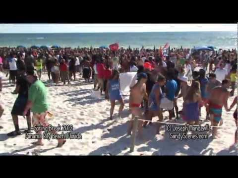 Spring Break 2013 Panama City Beach, Florida PART 3
