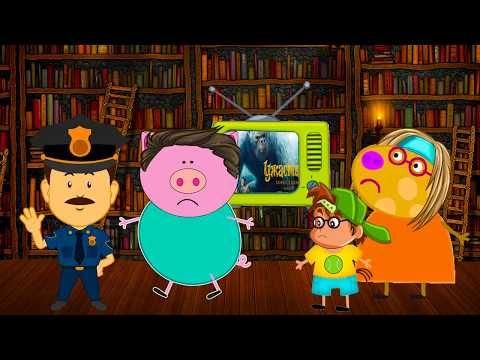 3 серия ОЖИВШИЕ ИСТОРИИ Приключения, фантастика для детей