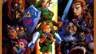 The Legend of Zelda: Ocarina of Time (Gerudo Valley)