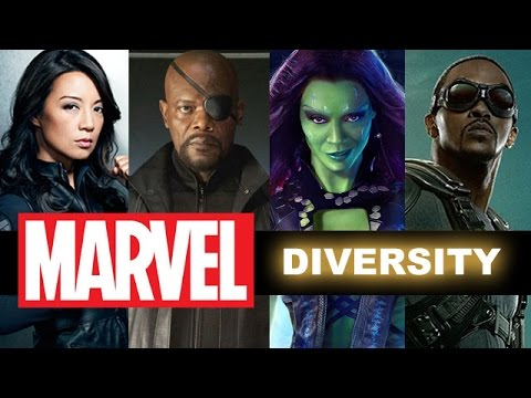 Marvel's Captain America 3 2016, Guardians of the Galaxy 2, Black Panther Movie - Beyond The Trailer