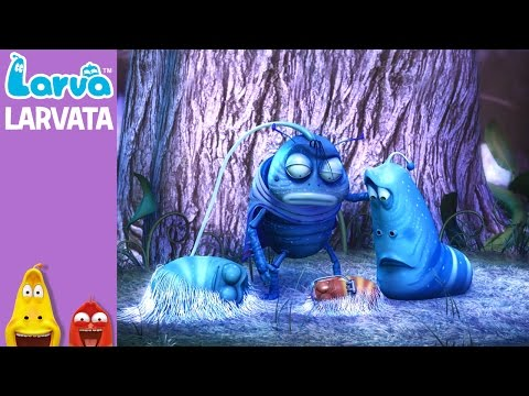 [Official] Larvatar - Mini Series from Animation LARVA