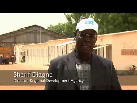 Senegal: Rural Infrastructure