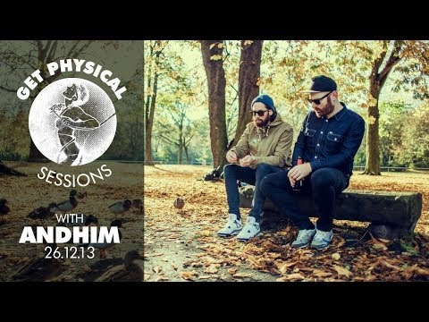 Get Physical Sessions Episode 4 with andhim
