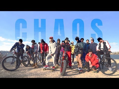Sori Na Choreography / Rich Chigga - Chaos